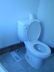 It's a toilet!