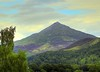 The Fairy Hill of the Caledonians - Schiehallion