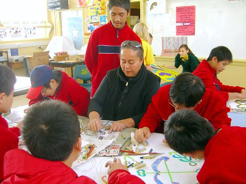 毛利藝術課-10