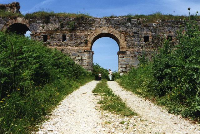 Nicopolis, gateway