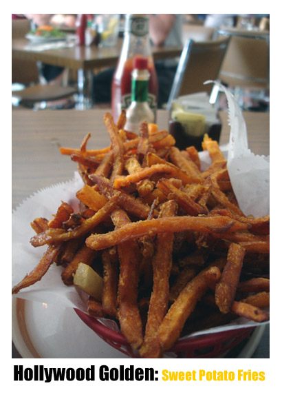 Hollywood Golden Fries, 101 Coffee Shop