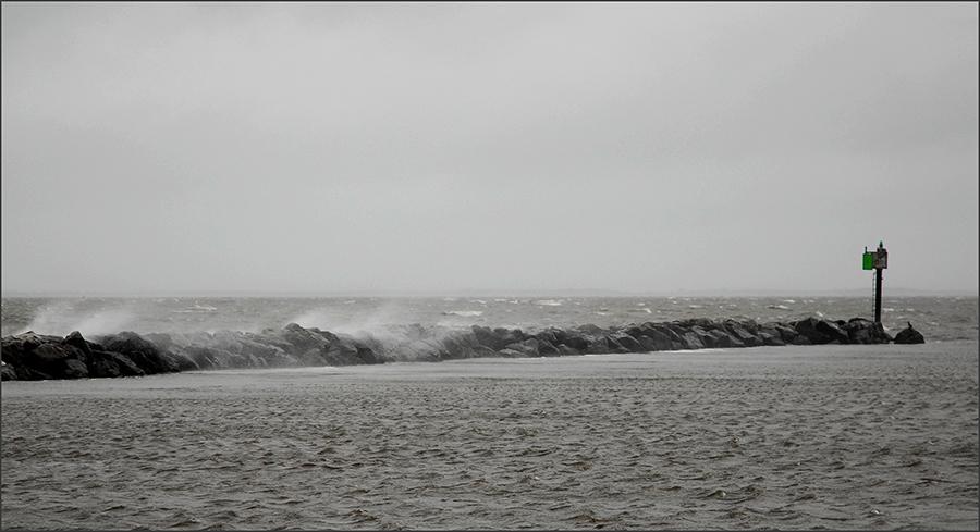 The Storm Ernesto