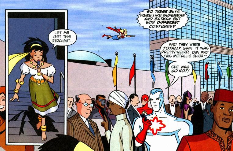 Captain Atom's Excellent Adventure