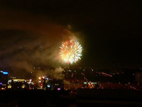 Merdeka Fireworks 11