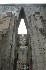 Budda and Temples in Sukhothai 21