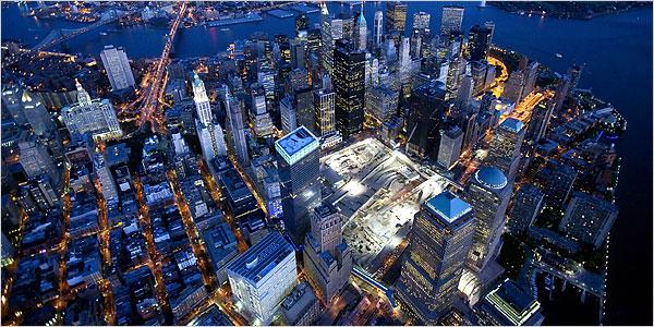 911 ground zero