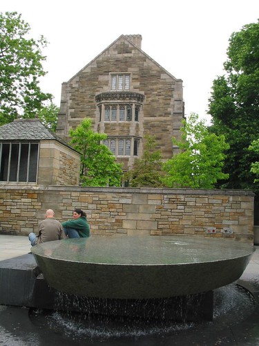 Women's table in Yale