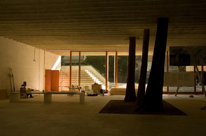 Biennale's Garden :: Click for previous photo
