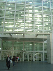 Stadthuis Den Haag - Entrance
