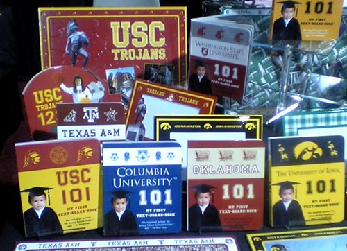 USC 101, et al Board Books