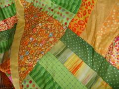 Scrappy Sherbet Quilt