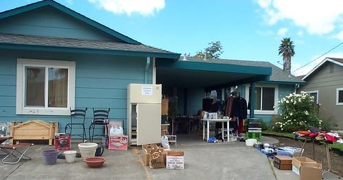 Garage Sale Day 1