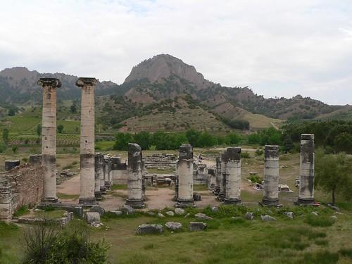Artemistemplet i Sardis