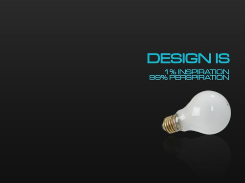 Design Is... wallpaper meme