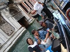 Naik Gondola, Venice, Italy