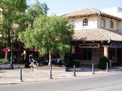 Diedrich's coffee in Malibu