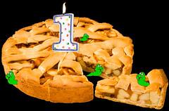 Freds Geburtstagstorte