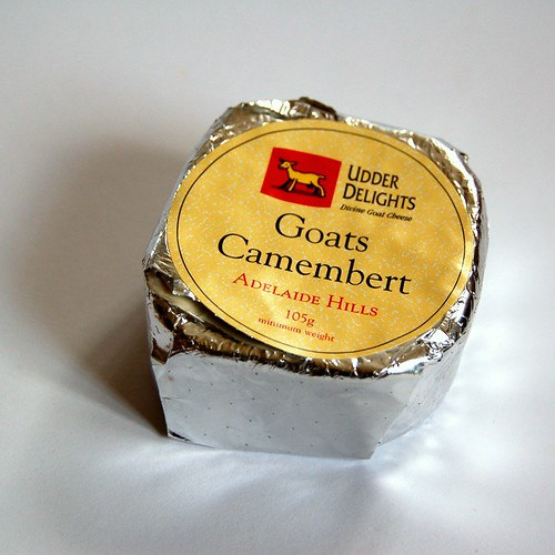 udder delights goats camembert© by haalo