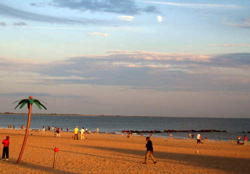 Coney Beach Dusk