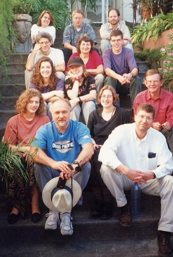 Participants, El Salvador 1994
