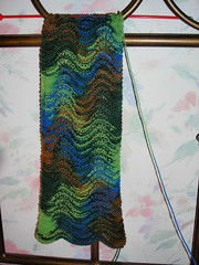 growing shawl