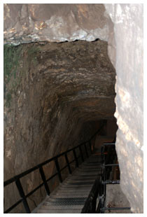 The Water Tunnel of Megiddo