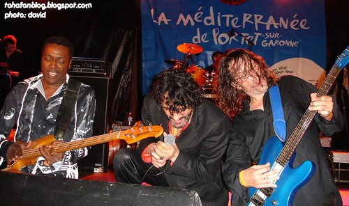 Rachid Taha in Portet sur Garonne, Sept.24, 2006, 8