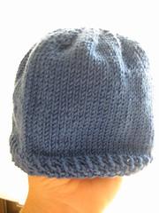 Marc's hat