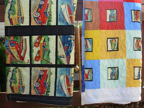 New Boys Quilts
