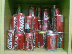 My Coke� Cans Collection
