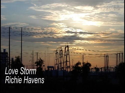 Love Storm Video