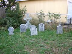 The Graveyard Begins