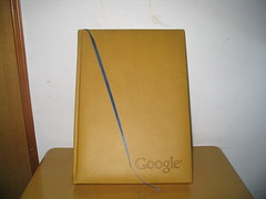 notebook from google