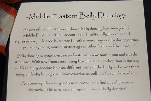 About Belly Dancing