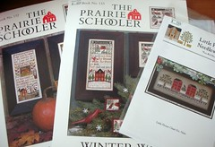 New Prairie Schooler and LHN charts