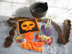 Halloween Swap Goodies