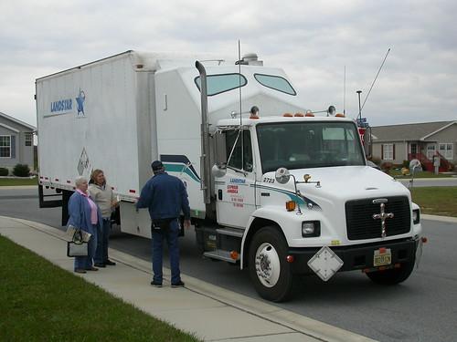 Their truck