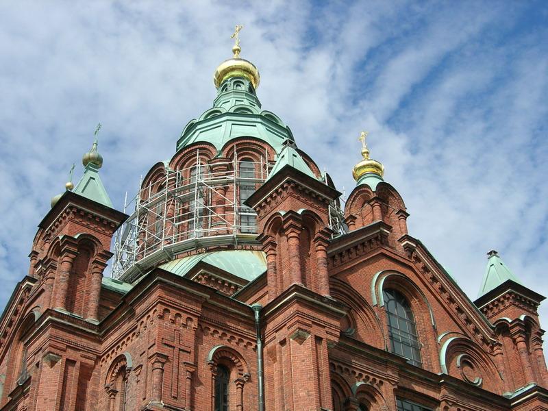 Uspensiki教堂