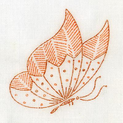 Primrose Design Reading Embroidery Patterns