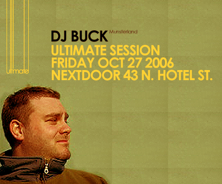 DJ Buck!