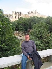Rob in Athens