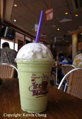 Honey-Dew-Ice-Blended