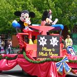 Birkenhead Santa Parade
