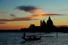 Tramonto veneziano photo by Silvia Sala