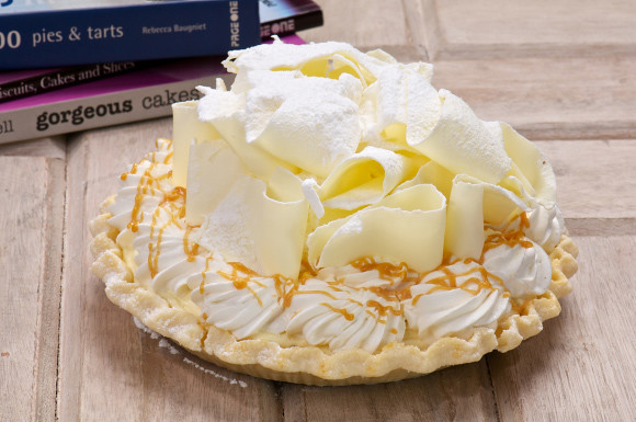 Cravings Banana Cream Pie - simply sinful