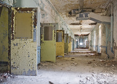 Grisaille Psychiatric Hospital 2008. photo by porc3laind0ll