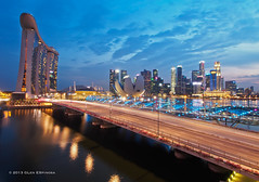 Marina Bay Singapore photo by Glen Espinosa Photography