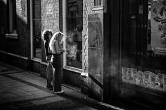 Smoking... photo by alfie2902