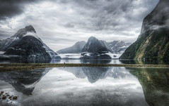 the sound that isn't | milford sound, new zealand [explore] photo by elmofoto