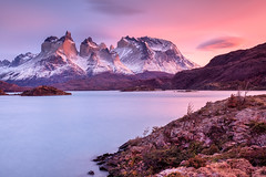 Patagonia Sunrise photo by ©Helminadia Ranford